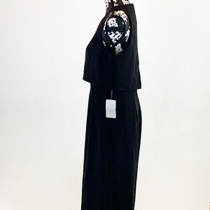 Chelsea28 Pants - Chelsea 28 Black Jumpsuit/Romper New With Tags